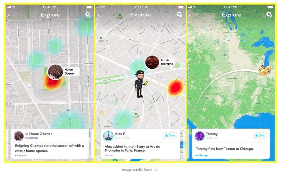 Snap_map tour guide