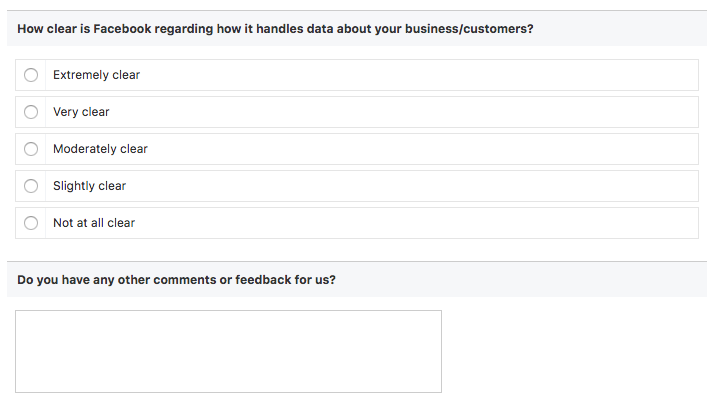 Facebook_ads manager survey 1